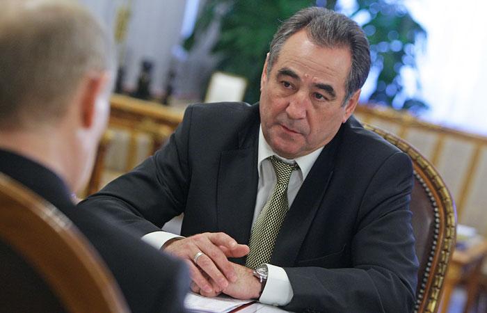 Путин принял отставку губернатора Курганской области