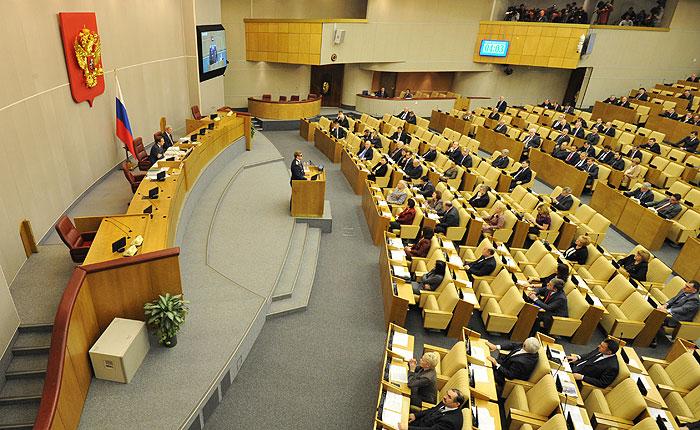 Президент РФ  подписал закон о лишении депутатов мандата за прогулы