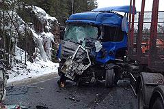 В Ленинградской области в ДТП погибли десять человек