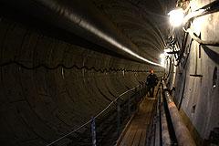 Металлическая конструкция помешала движению поездов в московском метро