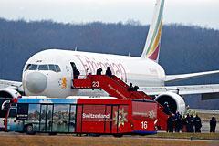 Лайнер Ethiopian Airlines захватил второй пилот