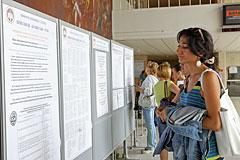 Депутаты предложили запретить менять список экзаменов в вузы после 1 августа