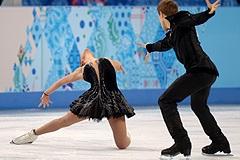 Российские фигуристы завоевали в Сочи четвертую медаль