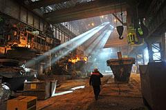 Промпроизводство в России в январе снизилось на 0,2%