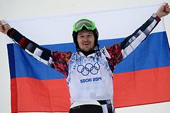 Российский сноубордист выиграл серебро в Сочи