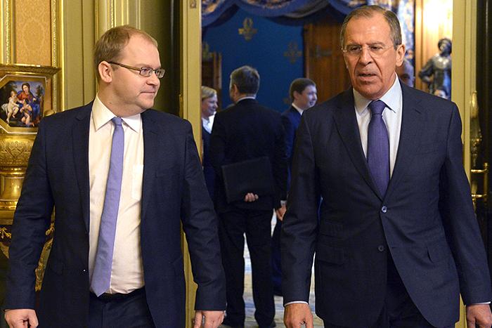 Россия и Эстония подписали договор о границе