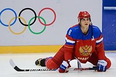 Сборная России по хоккею вышла в четвертьфинал Олимпиады