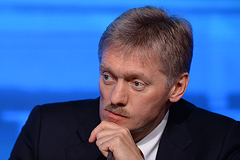 Песков заявил о коллапсе международного права из-за Украины