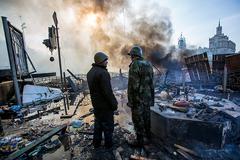 Западная пресса назвала три причины эскалации насилия в Киеве
