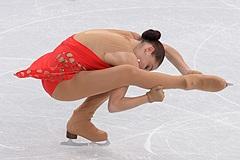 Сотникова поборется за медали Олимпиады в одиночном катании
