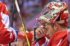 Российские хоккеисты проиграли финнам и покидают Олимпиаду