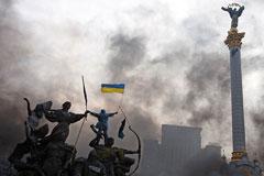 """""""Де-факто расчленение Украины уже произошло"""""""