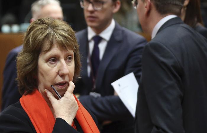 ЕС ввел санкции против украинского руководства