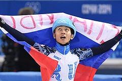 Россияне завоевали две золотые медали в шорт-треке