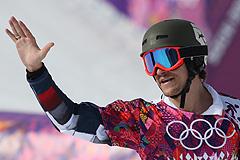 Сноубордист принес России десятое золото Олимпиады
