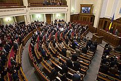 Спикеру Рады поручили исполнять обязанности президента
