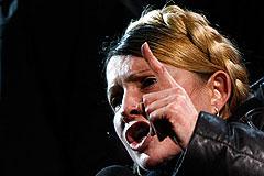 Тимошенко не претендует на пост премьера