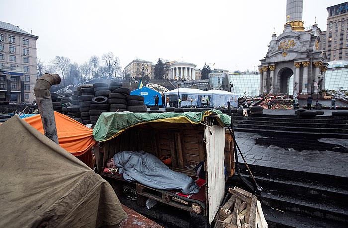 На Украине началось расследование в отношении тридцати милиционеров