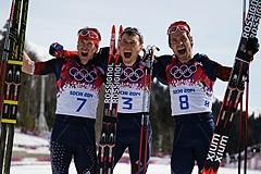 Сборная России стала победителем медального зачета Олимпиады в Сочи