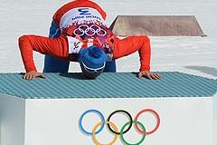 Россия на Олимпиаде в Сочи повторила рекорд сборной СССР 1976 года