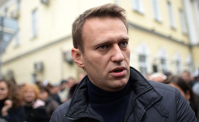 Навальный получил 7 суток ареста за участие в акции на Манежной площади