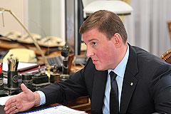 Андрей Турчак назначен врио губернатора Псковской области