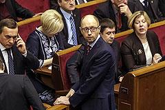 В парламенте Украины создана коалиция