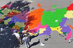 В Думу внесен законопроект о порядке создания нового субъекта РФ
