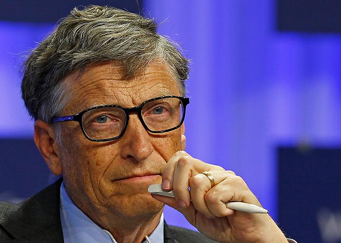 Билл Гейтс вновь стал самым богатым человеком мира