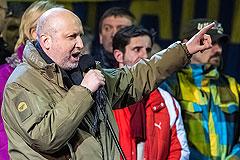 """Турчинов пообещал сохранить на Украине """"языковой закон"""""""