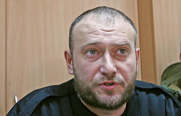 """СКР возбудил дело в отношении лидера """"Правого сектора"""""""
