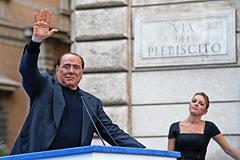 Берлускони может сыграть третью свадьбу в июне