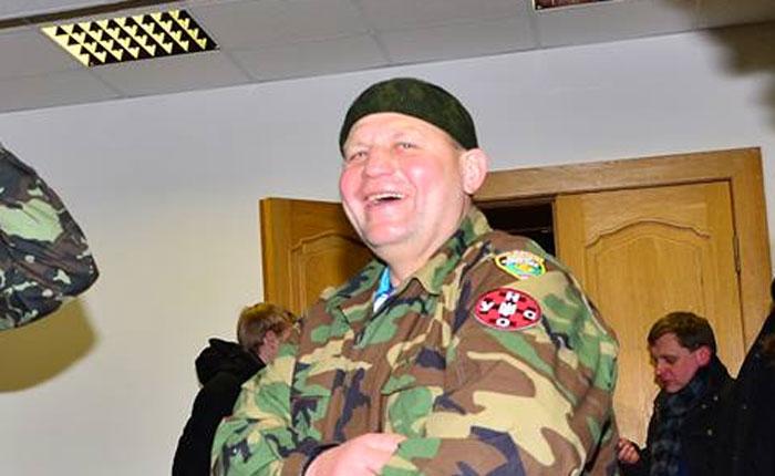 """В украинском городе Ровно убит координатор """"Правого сектора"""" Музычко"""