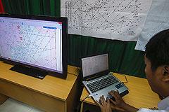 Малайзия расширила зону поисков пропавшего самолета
