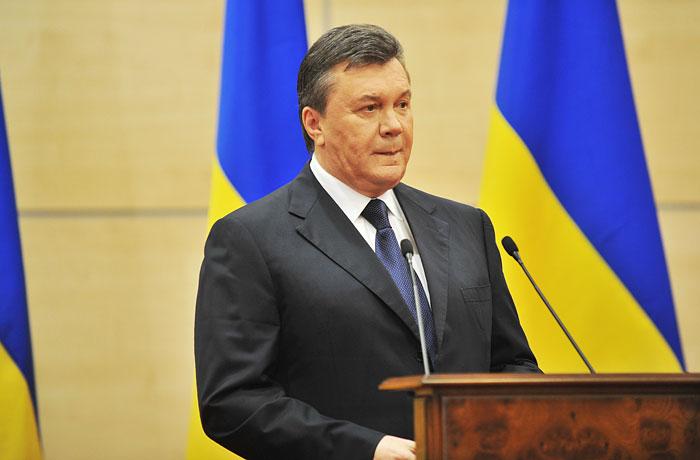Янукович обратится в Конгресс и Верховный суд США