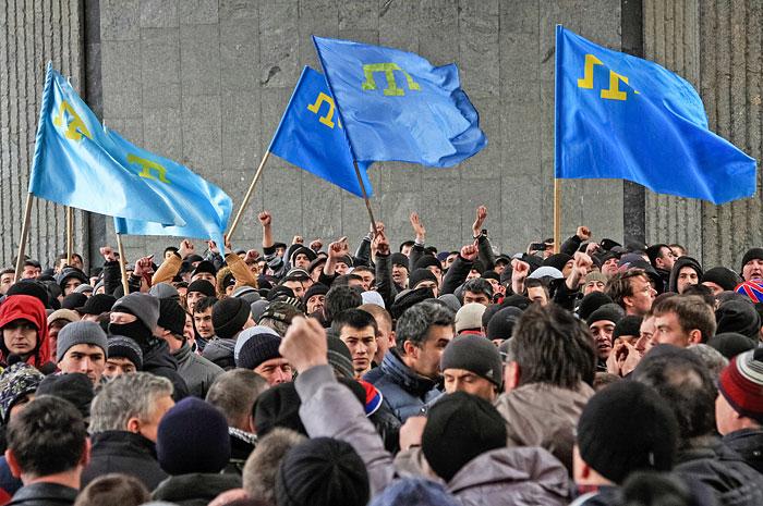 Госдума России готова гарантировать расширение прав крымских татар
