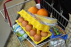 Росстат зафиксировал скачок инфляции в начале марта