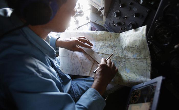 Китайский спутник обнаружил объекты, похожие на обломки лайнера Malaysia Airlines