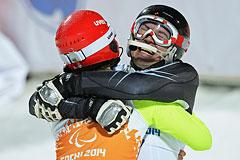 Российские паралимпийцы завоевали 50 медалей в Сочи