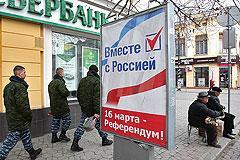 Германия не придаст значения результатам крымского референдума