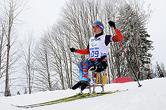 Биатлонистка Коновалова принесла России двадцатое золото Паралимпиады