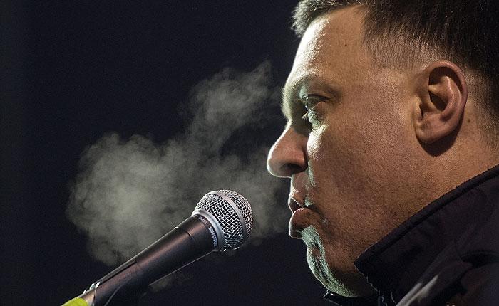СКР возбудил уголовное дело против Олега Тягнибока