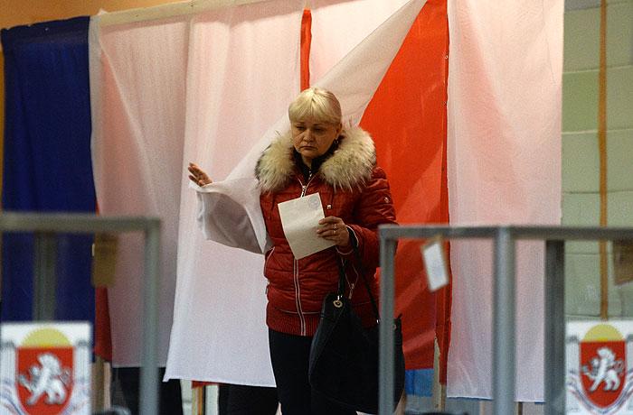Премьер-министр Крыма объявил референдум состоявшимся