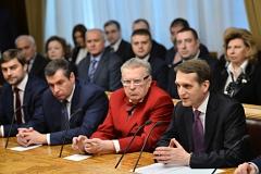 В Госдуме готовы присоединить Крым к России в течение трех месяцев