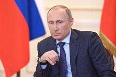 Путин посвятит ситуации в Крыму внеочередное послание Федеральному собранию