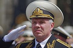 В санкционный список ЕС попал командующий Черноморским флотом