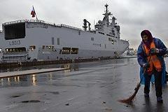"""Франция может отказаться от поставки России """"Мистралей"""""""