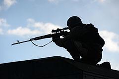 В Симферополе убит боец самообороны