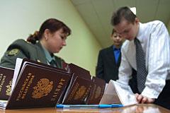 В Крыму началась выдача российских паспортов