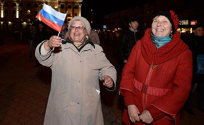 Путин поручил довести пенсии в Крыму до российского уровня